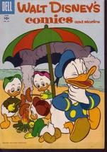 WALT DISNEY'S COMICS & STORIES #201 DONALD DUCK  BARKS VG - $14.55