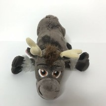 "Disney Store Sven From Frozen Plush Stuffed Animal 11"" Long - $18.69"