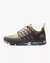 Nike Air VaporMax Run Utility Men's Shoe - Desert Ore/Black/Red Crush - $261.79+