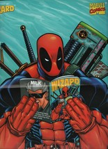 Wizard Poster #41- 1997 - Deadpool - Marvel / The Darkness - Top Cow - Benitez. - $4.41