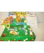 Nickelodeon Rugrats Backyard Toy Hunt Board Game Mattel 1997 Spike Angelica - $24.95
