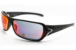 Tag Heuer 9202 Racer Matte Black / Red Mirror Outdoor Sunglasses 9202 71... - $185.22