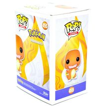 Funko Pop! Games Pokemon Charmander #455 Vinyl Action Figure image 4