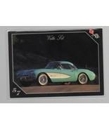 1957 Corvette Convertible - Vette Set # 5 - 1991 - Racing Card in Card Hard - $0.97