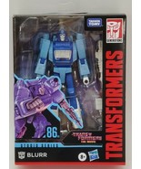 NEW SEALED Transformers 86 Studio Series Blurr Action Figure - $49.49