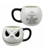 BRAND NEW Disney Nightmare Before Christmas Jack Skellington 19 oz Head Mug - $19.79