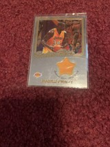 2002-03 Topps Chrome Shaquille O'Neal Franchise Fabrics Card (Yellow Patch) - $14.01