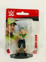 "WWE Wrestling John Cena Micro Collection 3"" Action Figure Mattel - $8.88"