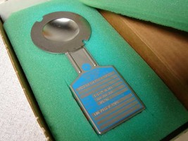 "Continental Disk 1-1/2"" 110 psi @ 270F rupture disk ULTRX - $23.76"