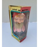 Vintage Alps Wind Up Action Toy Hillbilly Band HOBO made in Japan Working  - $79.99