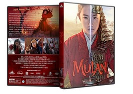 Childrens DVD - Mulan 2020 DVD - $20.00