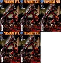 President Evil #1 (2009) Antarctic Press Comics - 5 Comics - $11.74