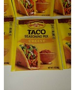Old El Paso Cheesy Taco Seasoning Mix Discontinued New6 pouches 1 oz ech... - $17.37
