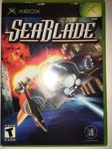 SeaBlade-Original Xbox Game-TESTED-RARE Collectible Vintage Fast Ship In 24 Hrs - $11.52