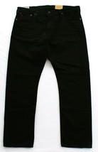 Polo Ralph Lauren Hampton Straight Fit Black Cotton Denim Jeans Men's NWT - $74.99