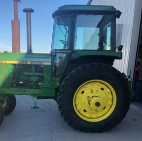1979 JOHN DEERE 4440 For Sale In Clear Lake, Iowa 50428