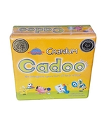 CADOO FOR KIDS IN TIN Board Game - COMPLETE - $55.99