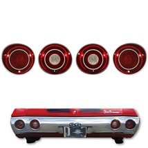 71 Chevy Chevelle SS & Malibu LED L & R Tail Reverse Back Up Light Lamp ... - $199.95