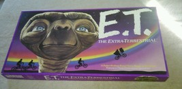 ET The Extraterrestrial Board Game 1982 Parker Brothers Missing Spaceship - $18.49
