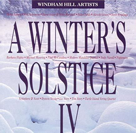A Winter's Solstice IV Cd