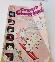 Caspers Ghostland and all his friends July no 73 Harvey Comics 1973 - £9.88 GBP