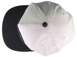 Motivation You Cant Win Naval Cream Beige Khaki Snapback Baseball Hat NWT image 6