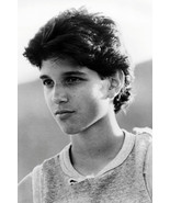 Ralph Macchio Karate Kid wearing sport t-shirt 18x24 Poster - $23.99
