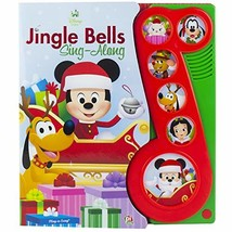 Disney Baby - Mickey Mouse Christmas Jingle Bells Sing-Along Song Book -... - $19.95