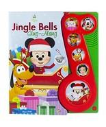 Disney Baby - Mickey Mouse Christmas Jingle Bells Sing-Along Song Book -... - $19.95
