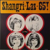 "Shangri-las - Shangri-Las-65! (Album Cover Art) - Framed Print - 16"" x 16"" - $51.00"
