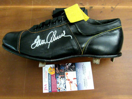TOM SEAVER 1969 WSC NY METS HOF SIGNED AUTO VTG 1960'S LEATHER CLEAT SHO... - $989.99