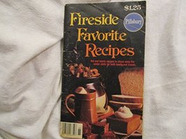 "F06752 "" FIRESIDE FAVORITE RECIPES "" PILLSBURY 1978 [Pamphlet] PUBLISHER - $14.85"