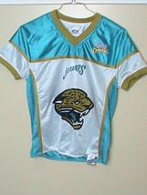 Jaguars NFL Flag Jersey Baked Cheetos Youth Medium Short Sleeve - $10.88