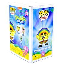 Funko Pop! Spongebob Squarepants with Rainbow #558 Vinyl Figure image 4