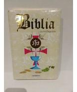 LA BIBLIA ILUSTRADA + HIPOLITO Y SERA FIN SPANISH BOOKS - FREE SHIPPPING! - $46.75