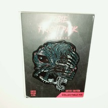 Zobie Fright Pack Exclusive The Fly Lapel Pin Limited Artist Edition - $14.85