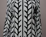 White leather leaf jacket women design 04 genuine short zip up light lightweight 1 thumb155 crop