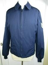 Us Air Force Woman's Usaf Jacket w/ Liner Tech Sergeant Service Dress Blue Sz M - $42.08