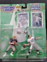 1997 Aikman / Staubach NFL Dallas Cowboys Classic Doubles-Starting Lineu... - $20.00