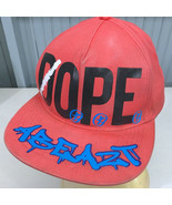 DOPE Beat Up Old BEATZ Snapback Baseball Cap Hat - $12.01