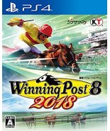 Winning Post 8 2018 - PS4 [video game] - $99.50