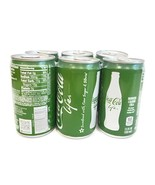 COCA-COLA LIFE WITH STEVIA/CANE SUGAR 30% LESS SUGAR (12)x12 oz cans shi... - $69.00