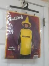 Mustard Bottle Child size 7-10 Halloween Costume by Rasta Imposta- Complete - $17.42