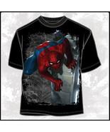 Marvel Comics Spider-Man Wall Creeping T-Shirt, Size XL , NEW UNWORN - $19.24