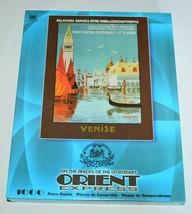 """Orient Express Vintage Venise Travel Poster 1000 piece 27"""" x 21"""" Puzzle ... - $24.63"""