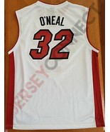 Shaquille O'Neal Miami Heat Basketball Jersey (Large) - $49.49