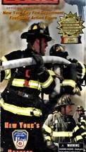 F.D.N.Y. Fireman - Fire Zone - (New Yotk's Bravest) - $24.75