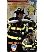 F.D.N.Y. Fireman - Fire Zone - (New Yotk's Bravest) - $21.65