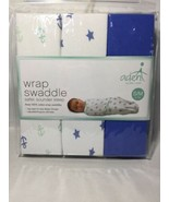 Pack of 3 Aden + Anais Wrap Swaddles, 100% Cotton, S/M 0-3 Months, Baby Boy - $26.18