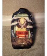 JAGERMEISTER  BOTTLE COVER--FOAM--ZIPPERED--HALLOWEEN 2012--   -FREE SHI... - $14.57